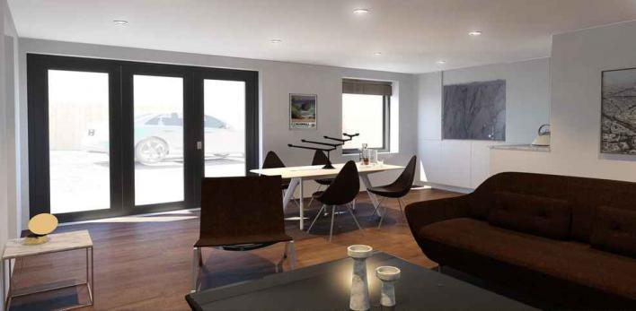 Квартира в Великобритании с рентным доходом 10%