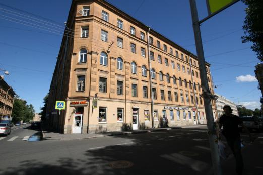 6-комнатная квартира на Воскова 15