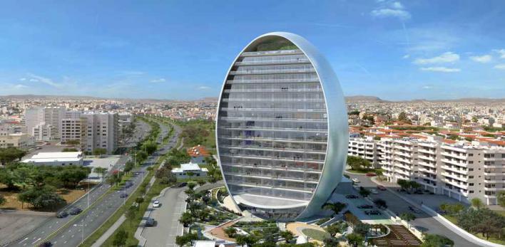 Кипр. Офисы в новом бизнес-центре Лимассола!