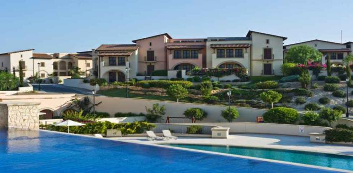 Кипр. Аппартаменты в гольф-курорте у моря