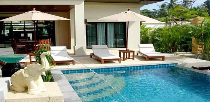 Дом в Таиланде на о.Пхукет в современном тайском стиле у моря!