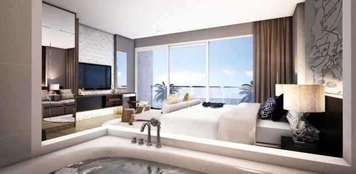 Квартира в Таиланде с видом на море!